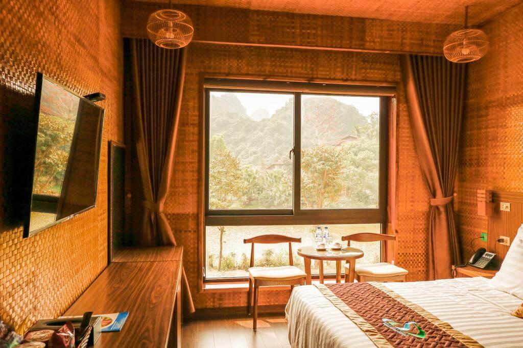 thung nham resort