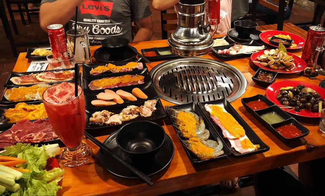 Kéo nhau ăn trọn 10 quán buffet nướng giá rẻ TP. HCM – HaloTravel