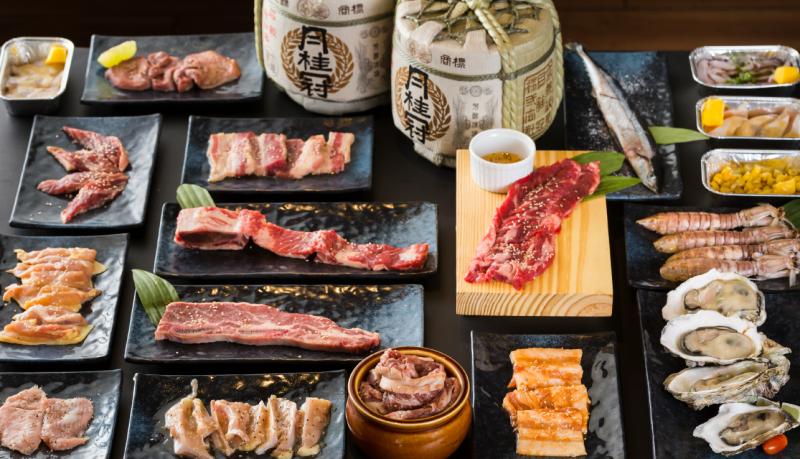 sumo buffet
