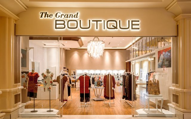 the grand boutique