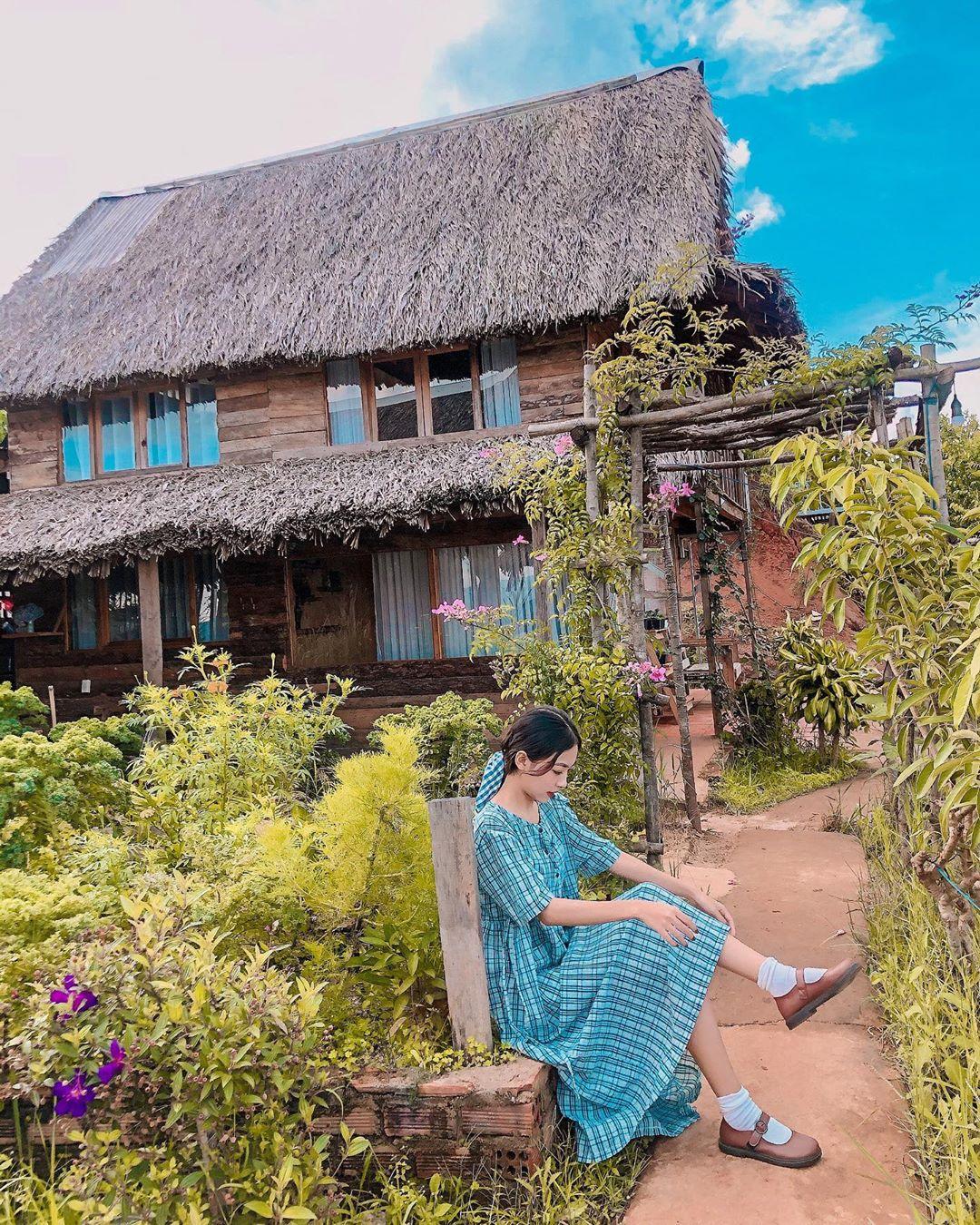 Binh yen house