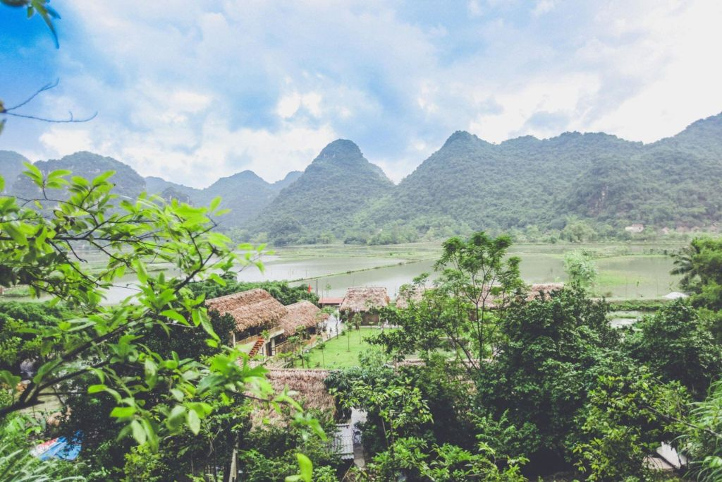 toan canh tam coc rice fields resort