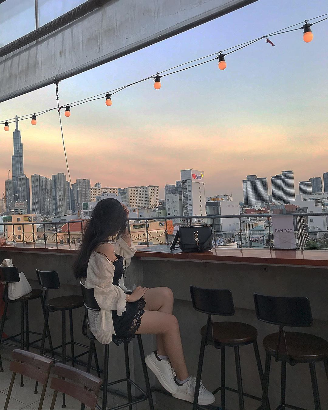 cafe binh thanh view dep