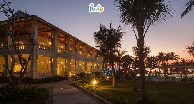 Photo of Đắm mình trong khung cảnh thiên nhiên tại Richis Beach Resort