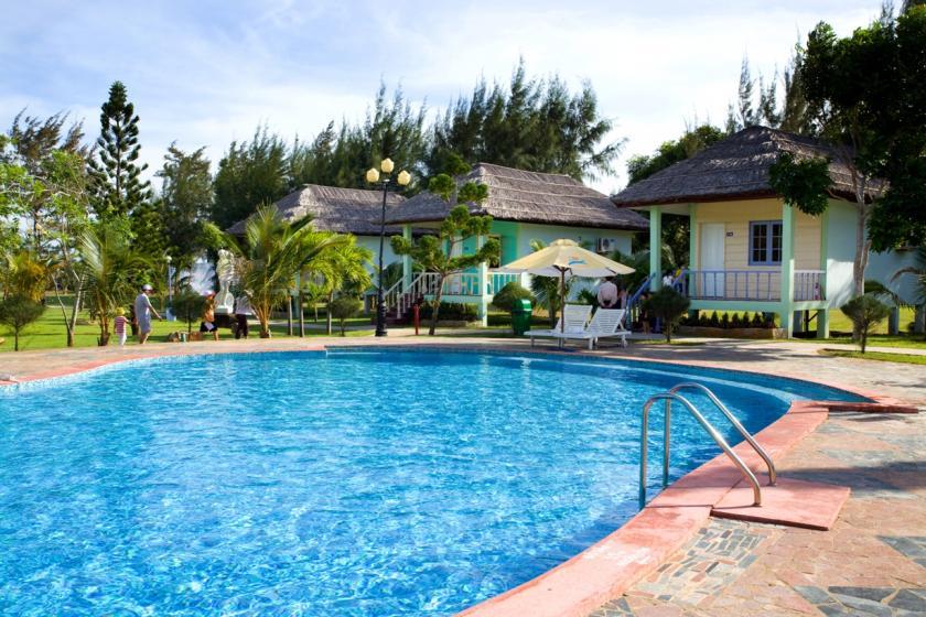paradise beach resort Vung Tau