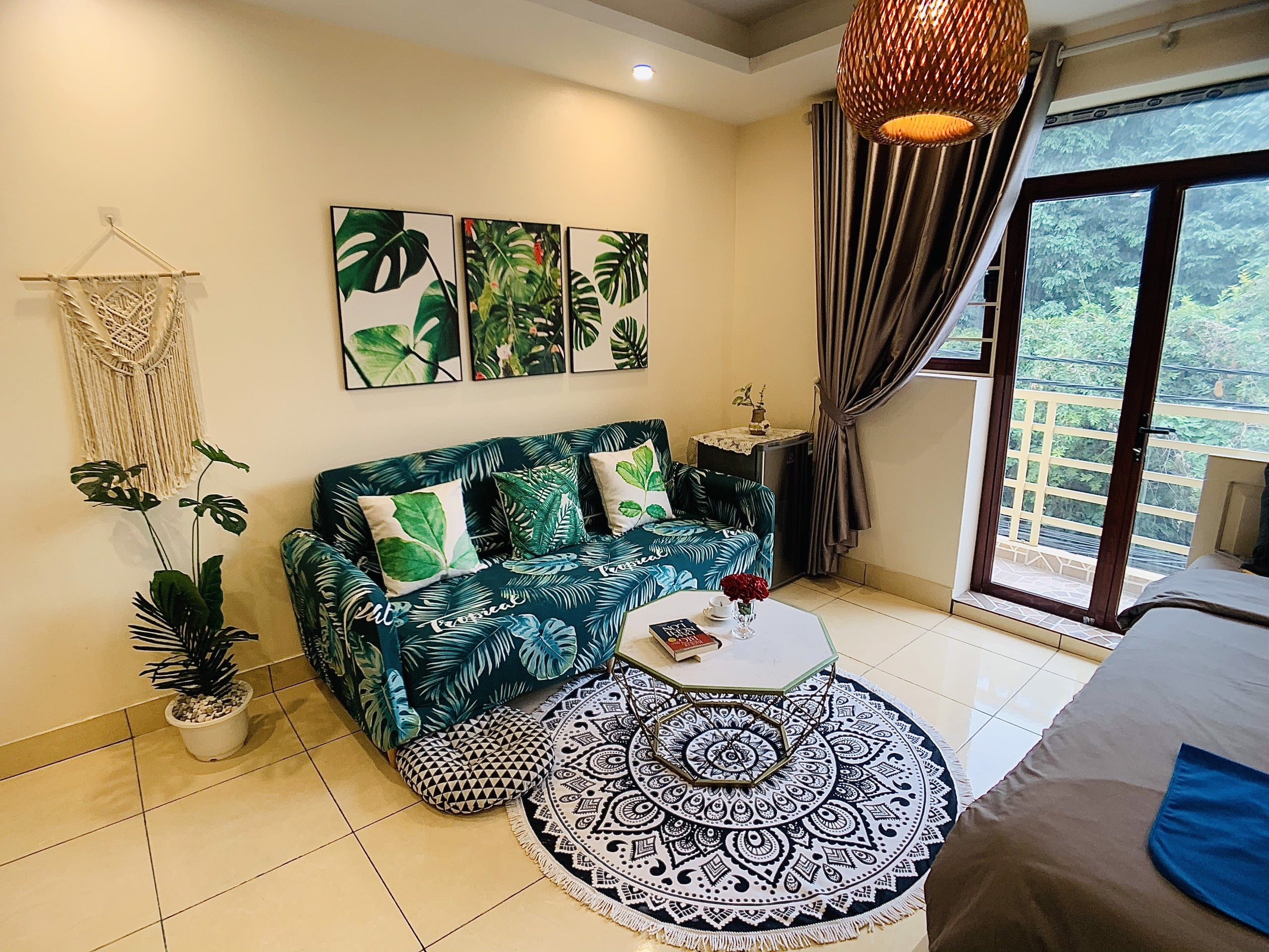 Newly Built Studio, Lovely and Cozy stay