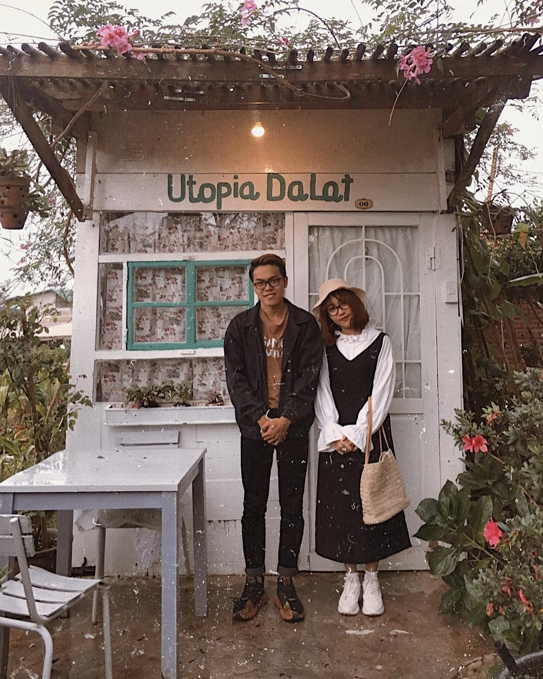 Utopia Dalat- Homestay &Coffee Bar
