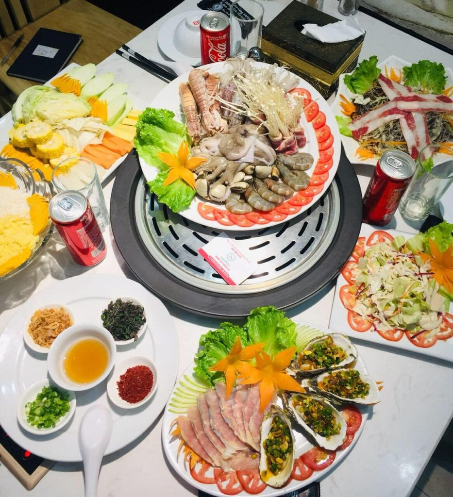 buffet lau nuong safodi