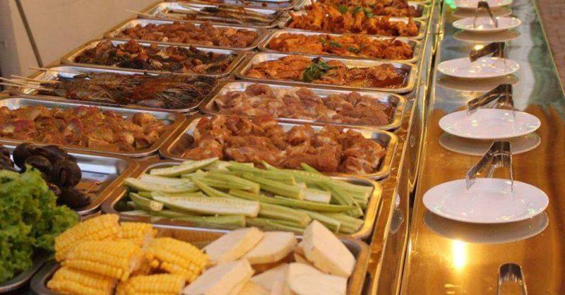 buffet nuong 2 do