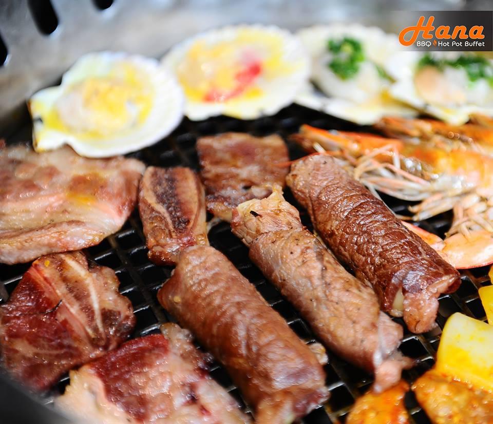 buffet vung tau