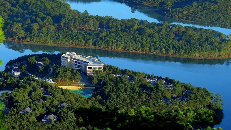 edensee lake resort & spa da lat q