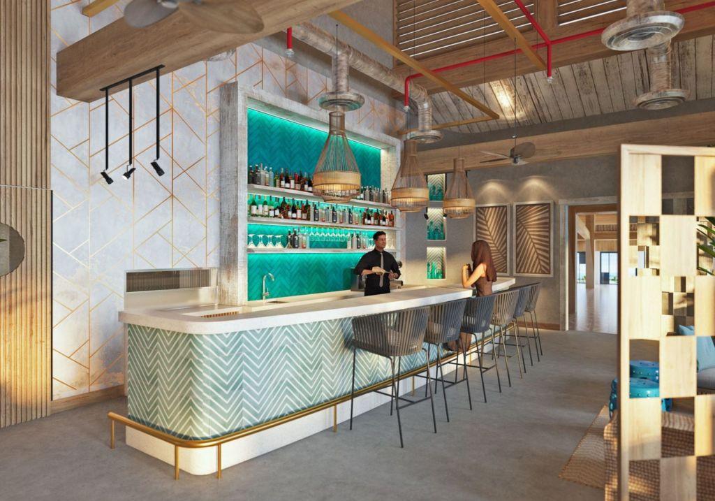 quay bar the secret con dao