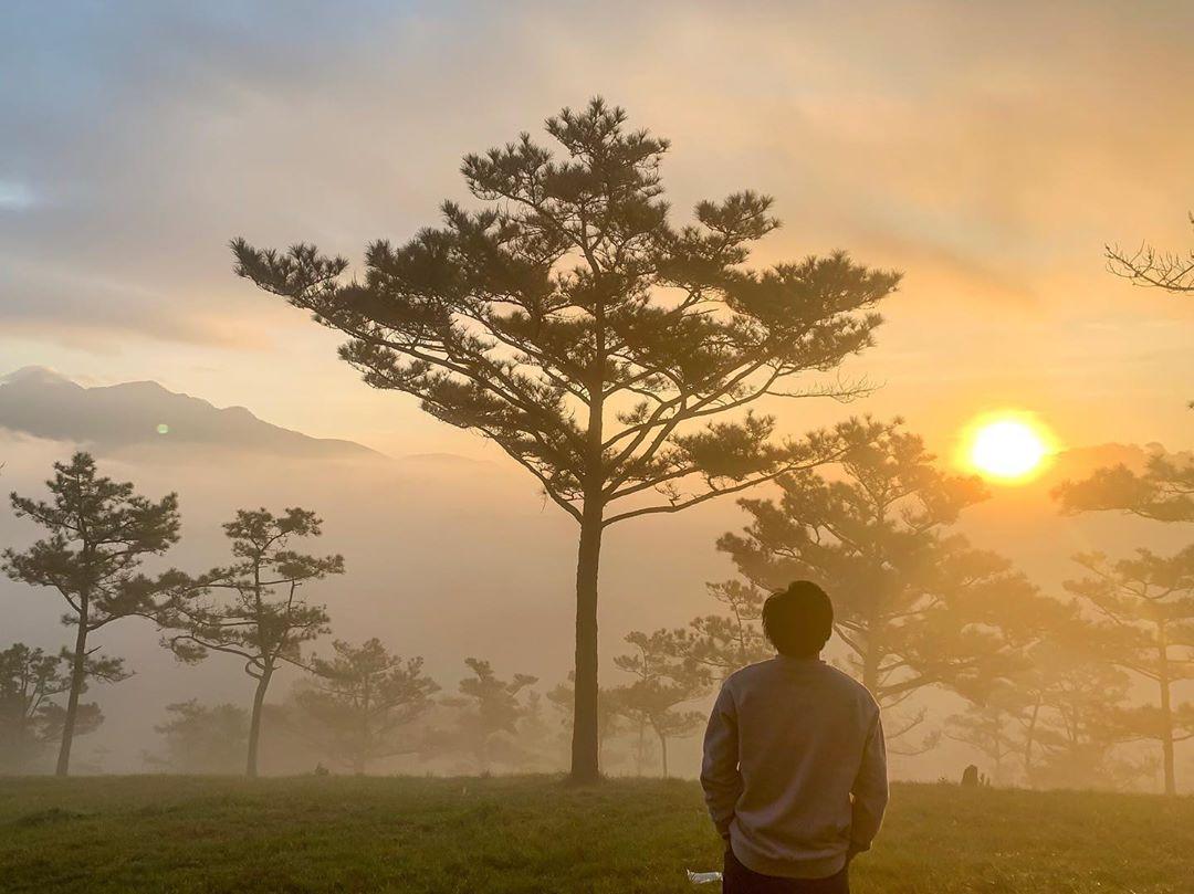binh minh doi Da Phu
