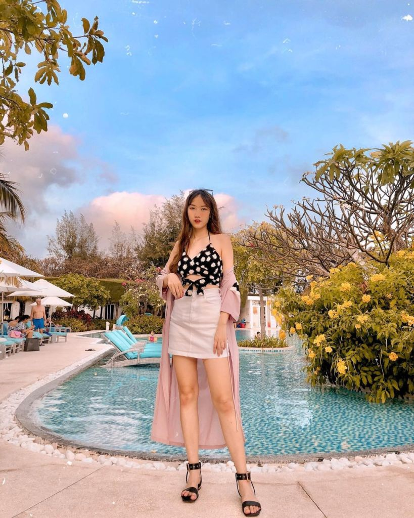 Alma Oasis Resort Long Hai Vung Tau