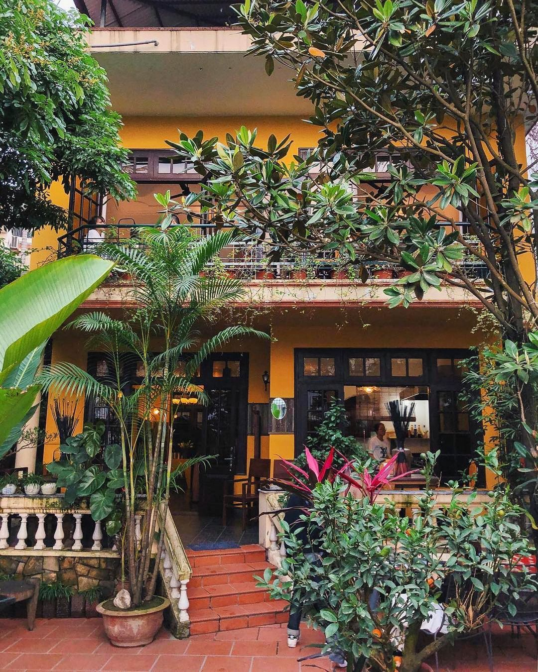 maison de tet decor cafe ho tay