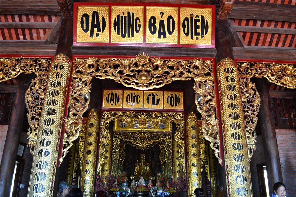 chinh dien chua Ho Quoc