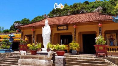 Photo of Ngỡ ngàng trước vẻ đẹp cổ kính của chùa Phù Dung Kiên Giang