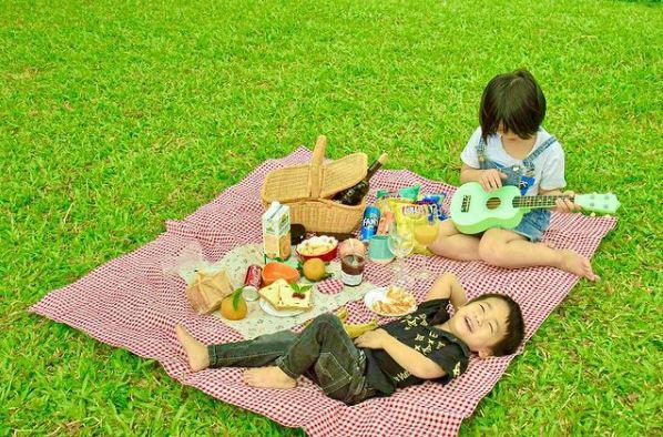picnic tai cong vien