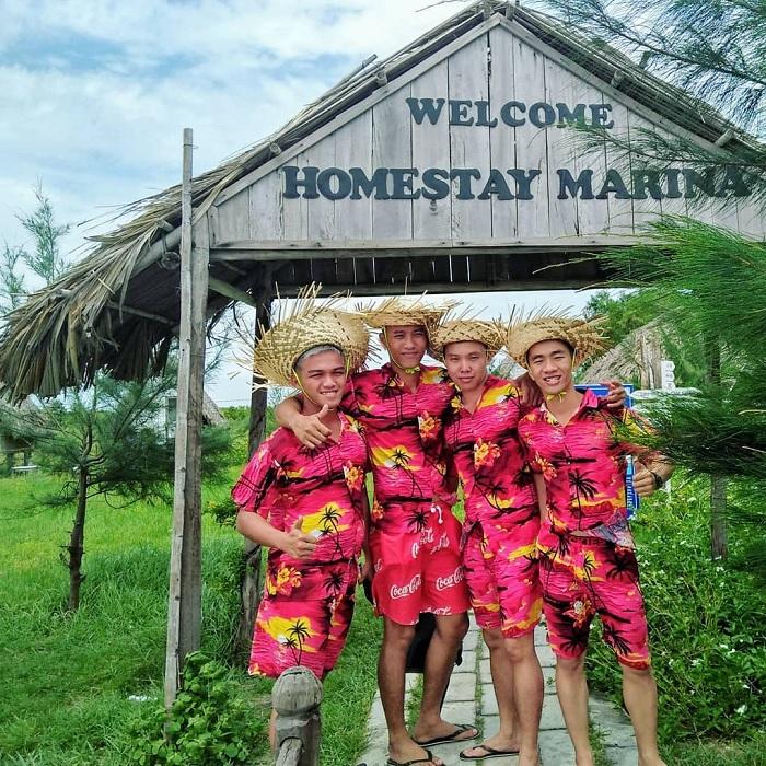 homestay Marina
