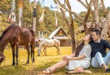 Photo of 'Hồn xiêu phách lạc' trước làng Cù Lần đẹp như trong truyện cổ tích