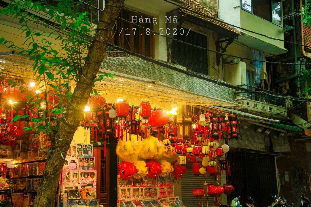nha o pho hang ma