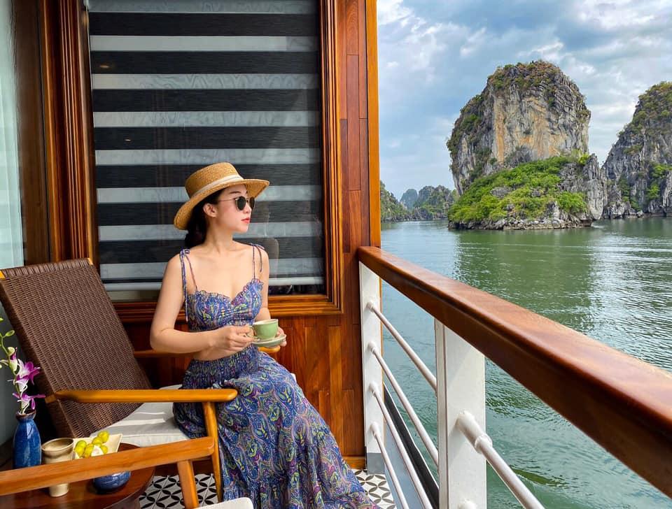 Heritage Cruises Binh Chuan Cat Ba