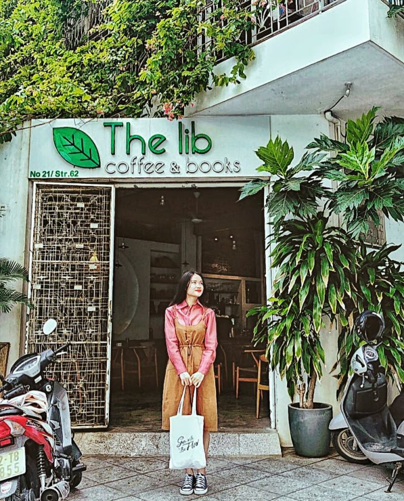 The Lib Coffee Books