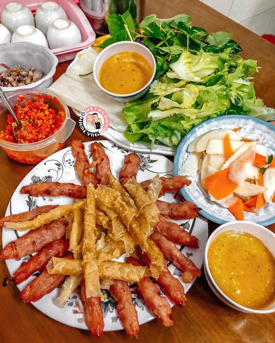 nem nuong ba hung