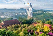 Photo of Chùa Linh Ẩn Đà Lạt – chiêm ngưỡng tượng Quan Âm lớn nhất