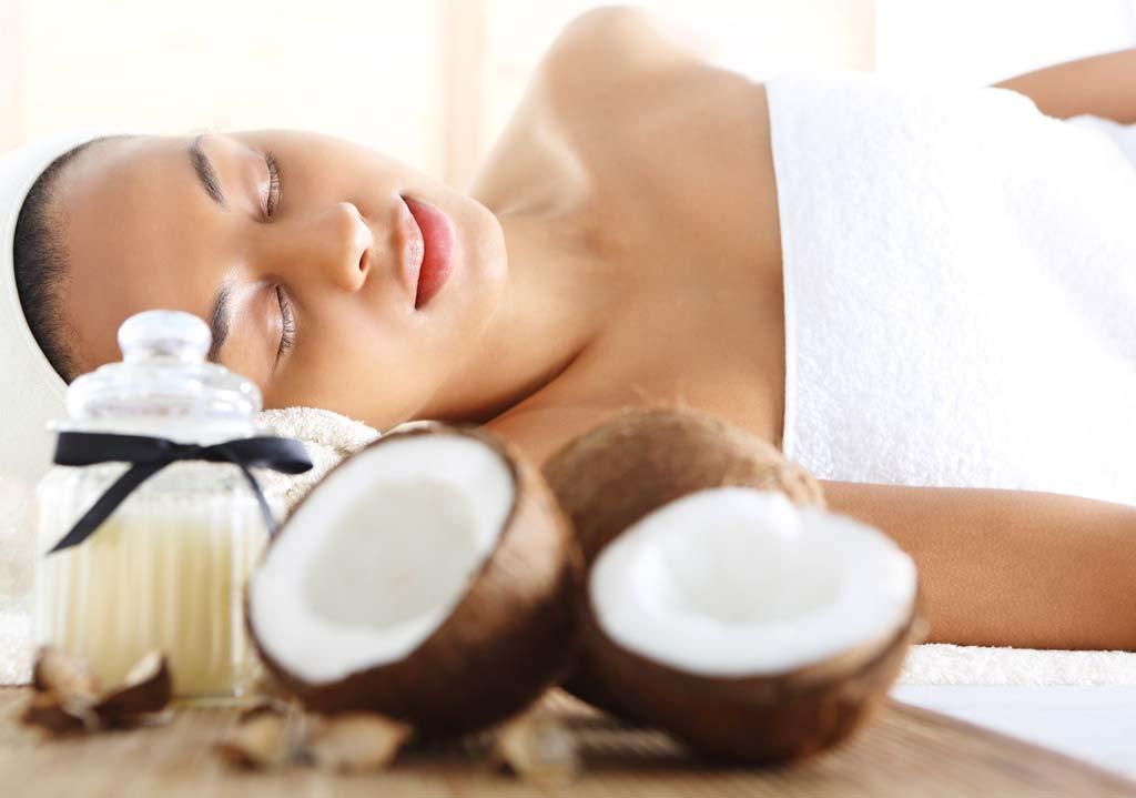 Coconut Massage spa