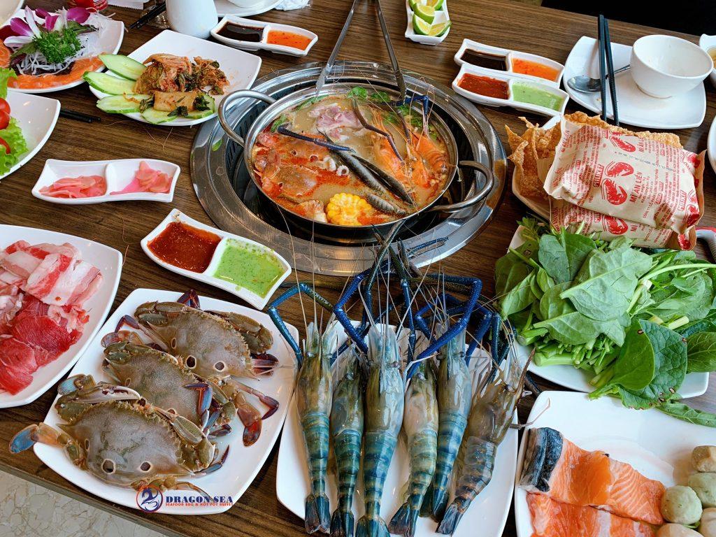 dragon sea buffet