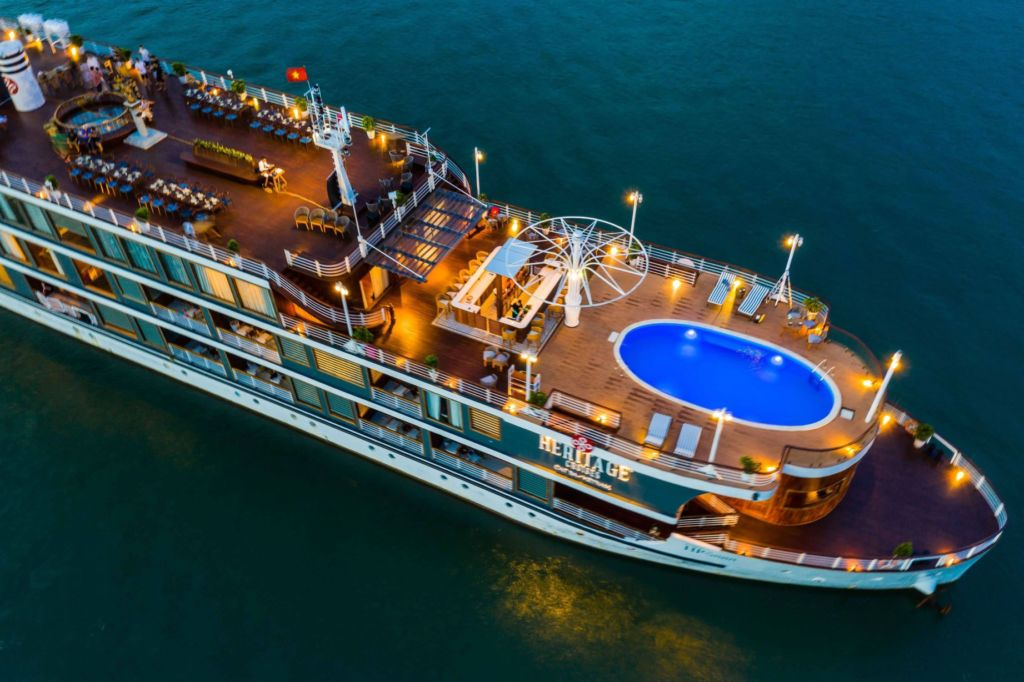 du thuyen heritage cruises