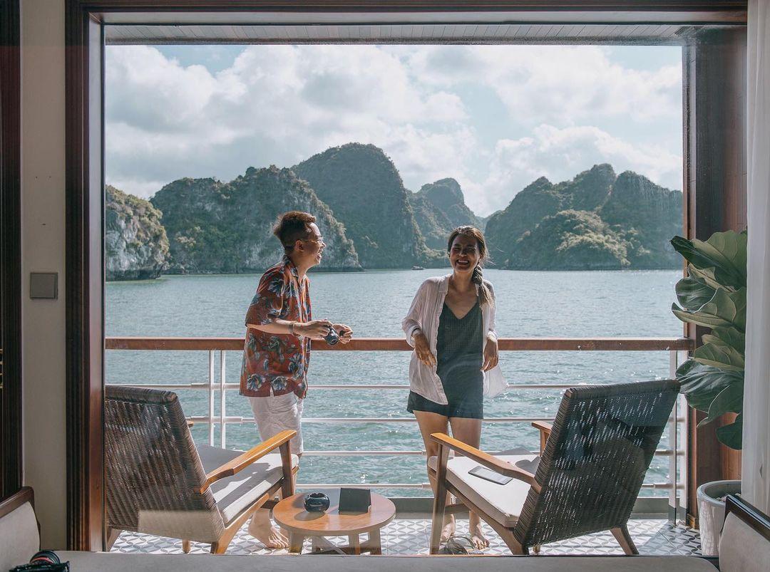 kyphong heritage cruises cat ba