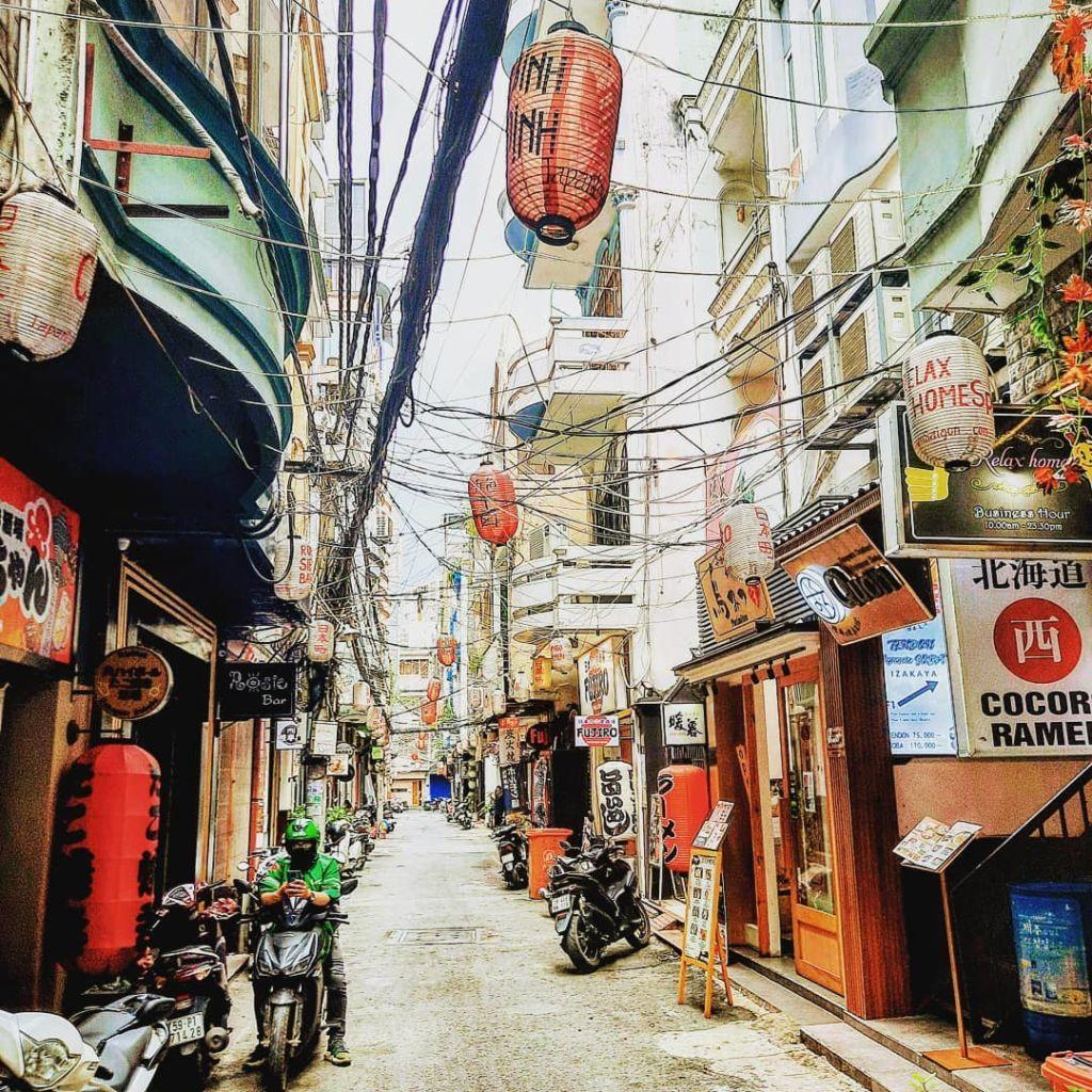 little japan town