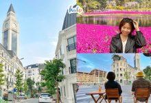 Photo of Phát hiện quán cafe ở Hà Đông view tháp đồng hồ đẹp tựa trời Âu