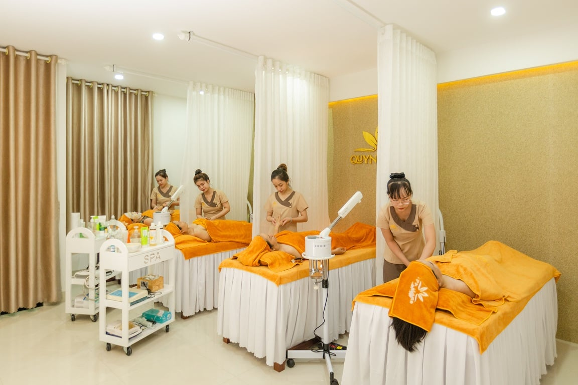 quynh anh spa