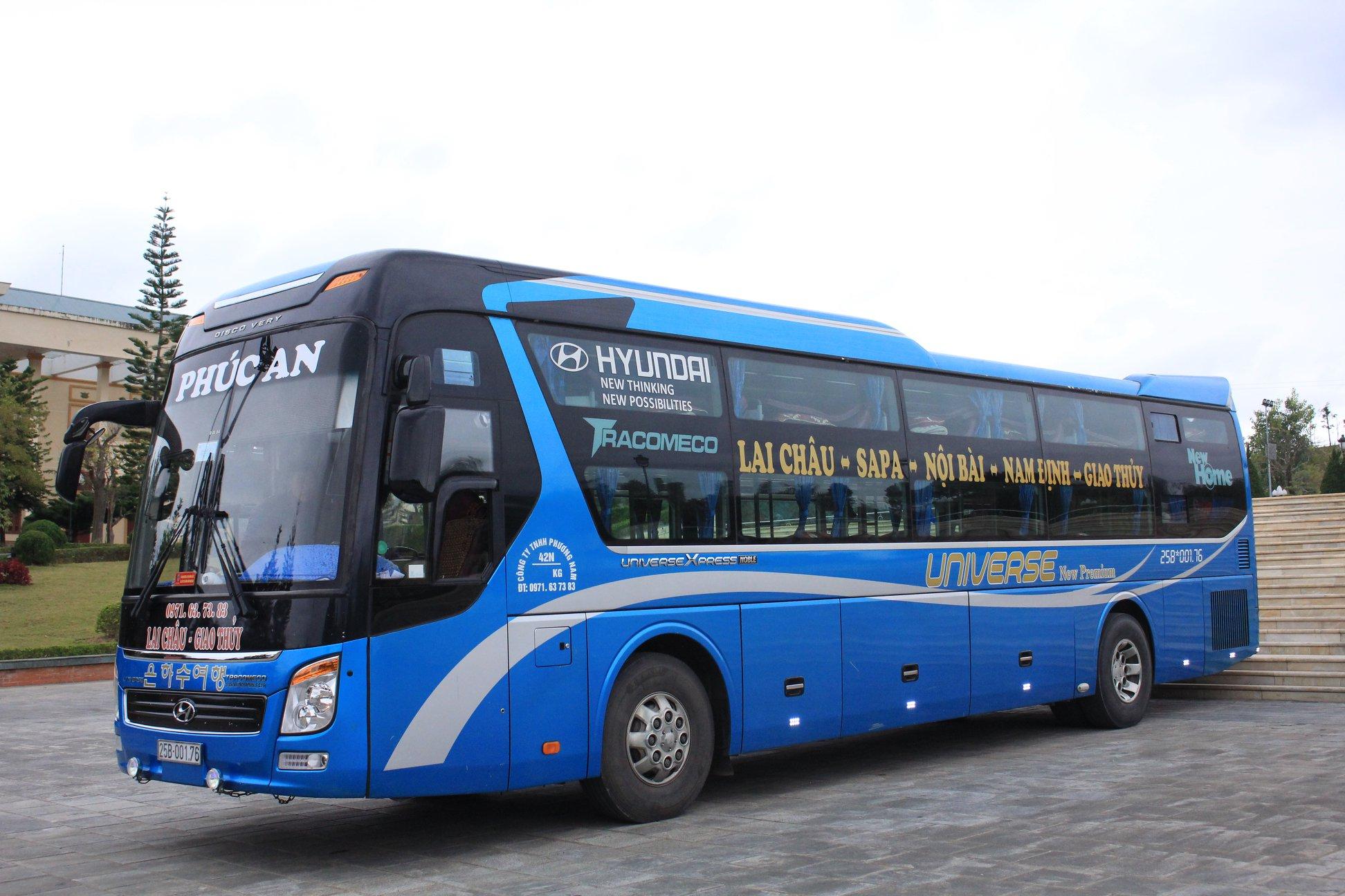 xe khach phuc an xe khach di lao cai