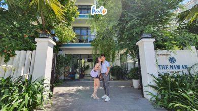 Biet thu nghi duong The Naman Villa Hoi An