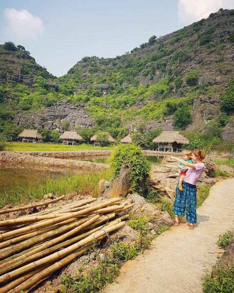 Bungalow Ninh Bình