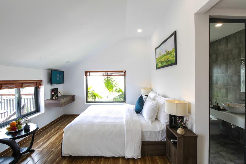 Phòng đôi Superior, phòng tiêu chuẩn của The Naman Villa Hoi An