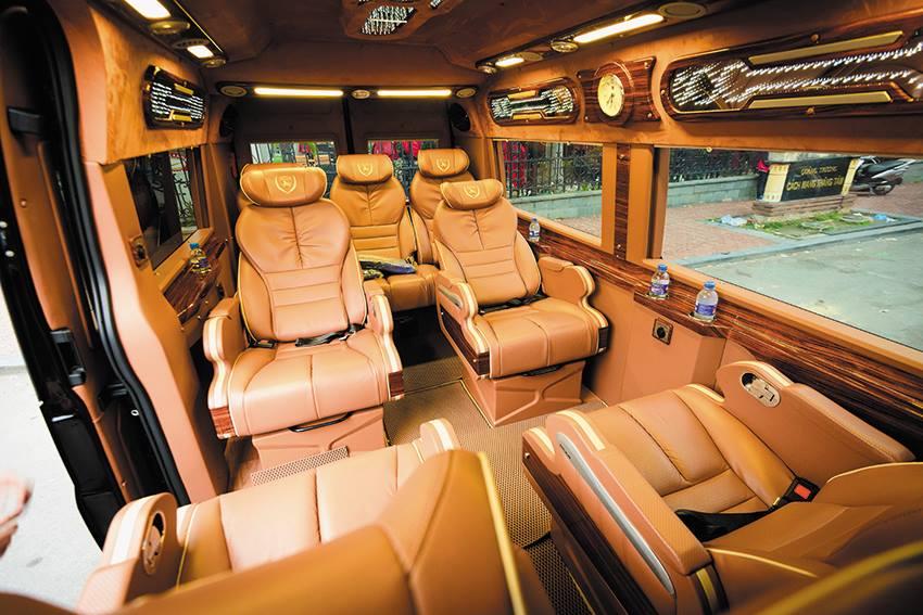 Thai Duong Limousine