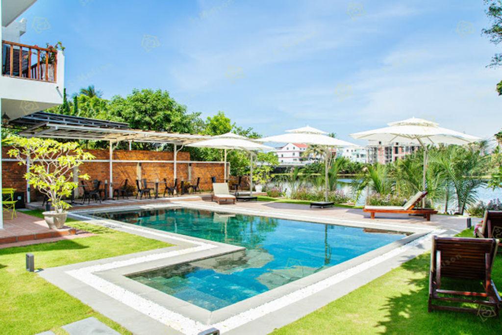 Y Garden Pool Villa Hội An
