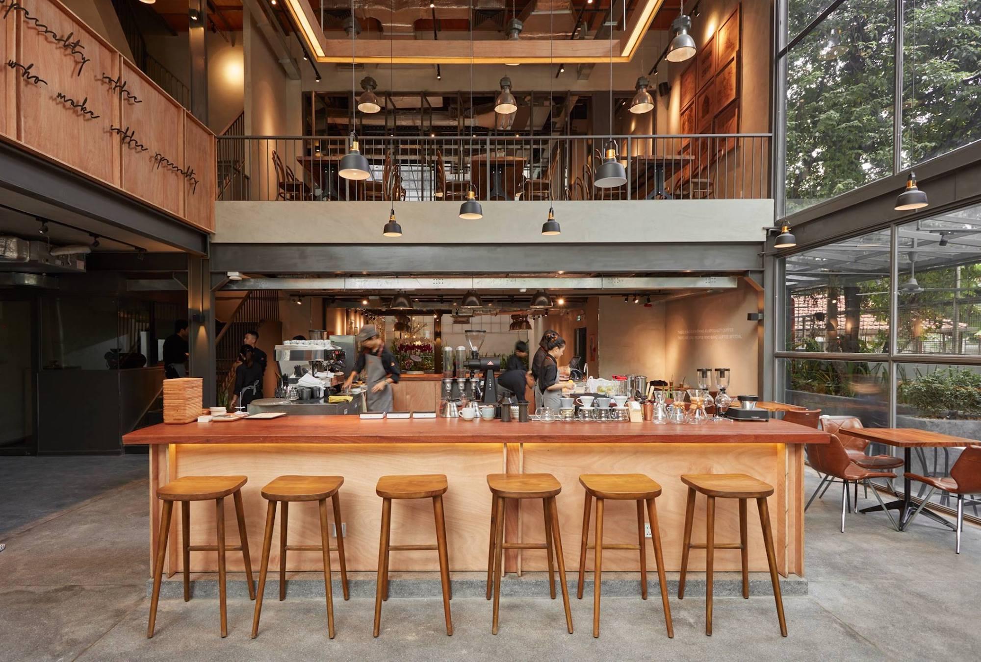 the coffee house cafe hai phong