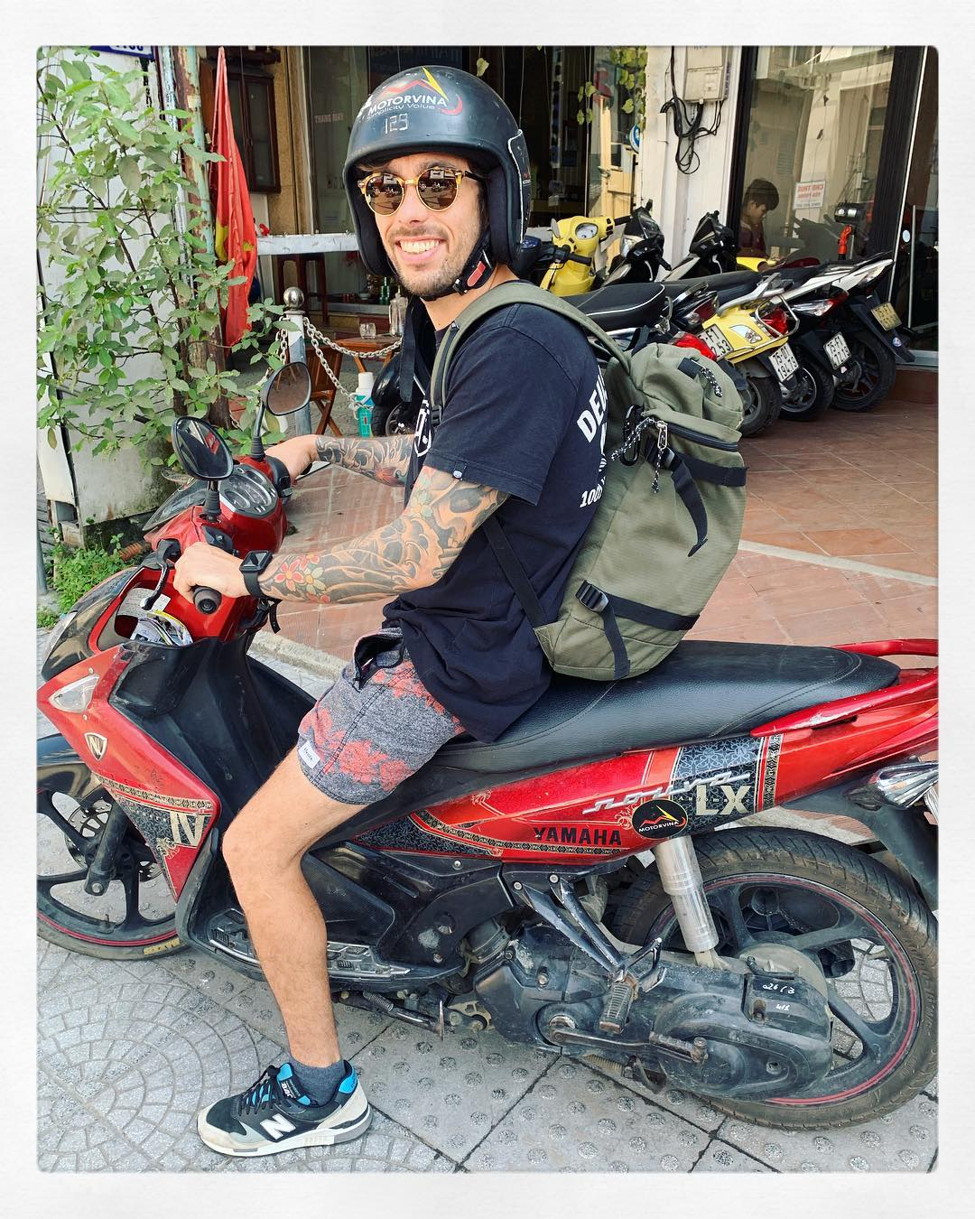 hue motorbike adventure