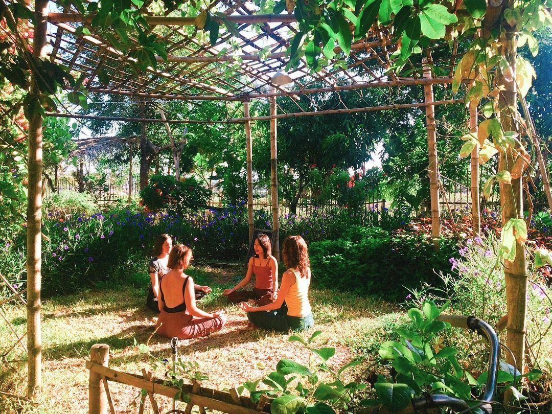 nghi duong tai loongboong homestay hoi an