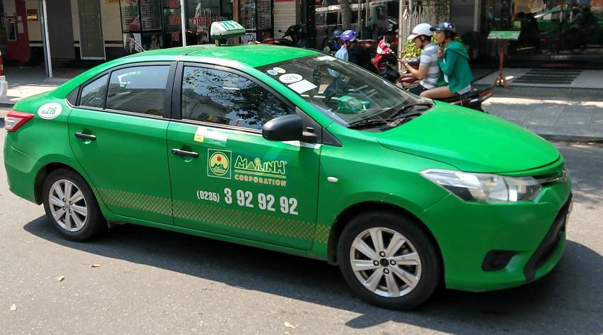 taxi da nang mai linh