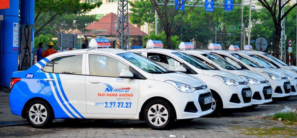 taxi hang khong