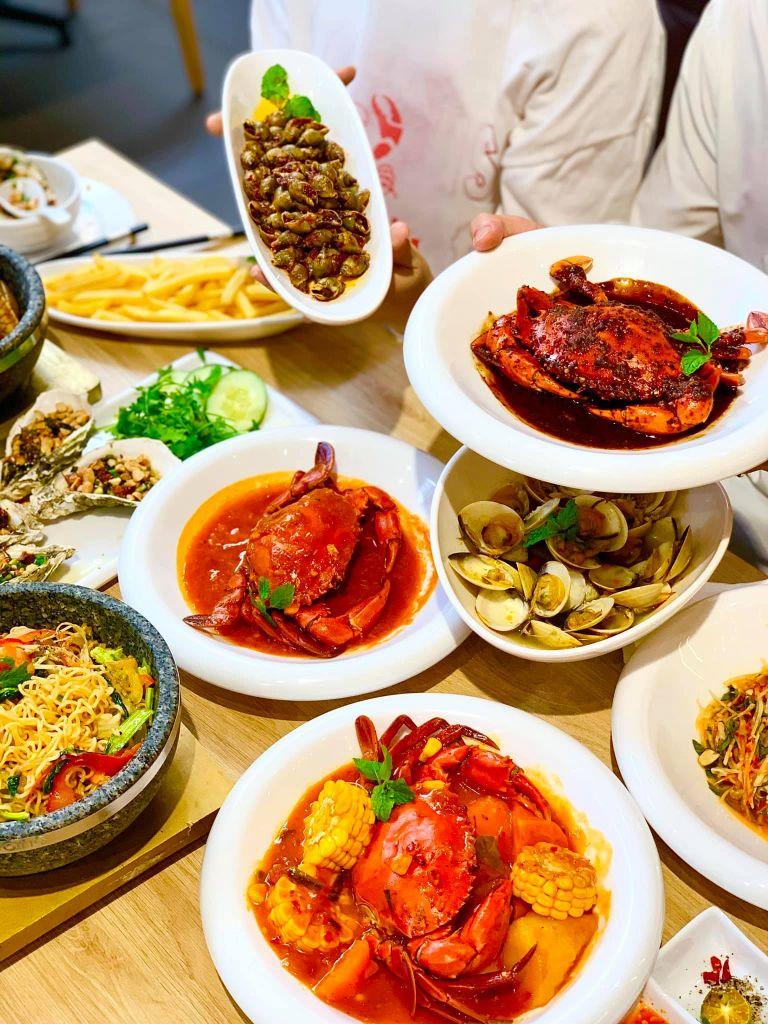 trang tien seafood