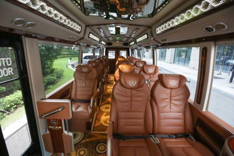 tung cuc limousine