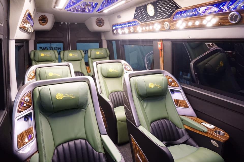 xe limousine da nang di hoi an